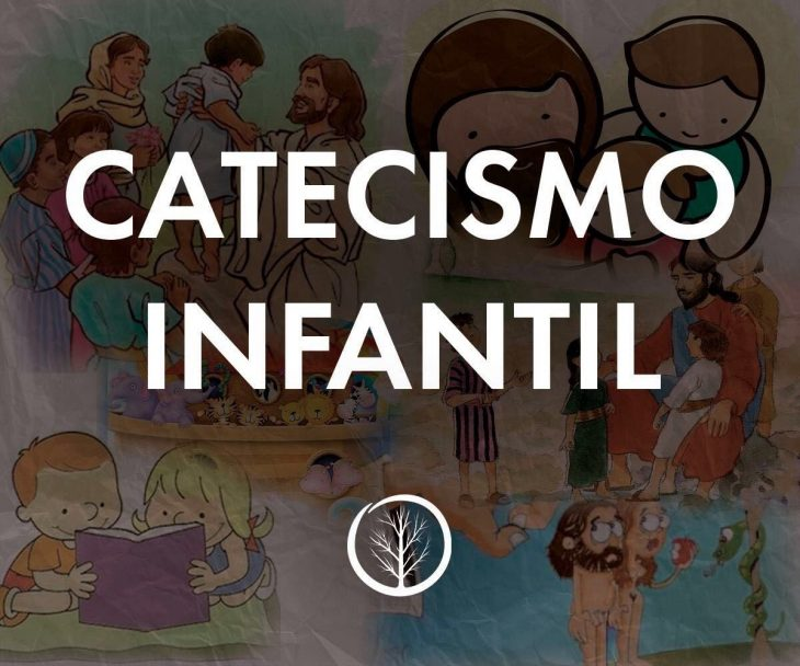 Capa Catecismo Infantil