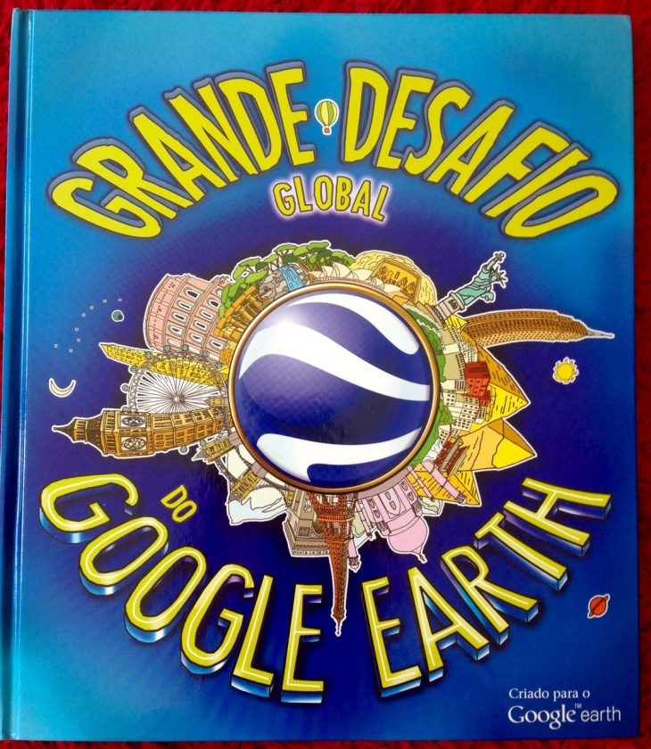 Livro: Grande Desafio Global do Google Earth