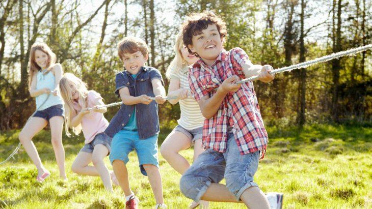 Dez coisas para fazer com os seus filhos antes que eles completem 10 anos