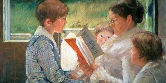 O dom da leitura em voz alta