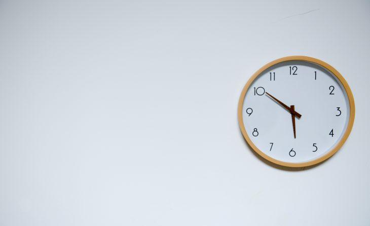 Instruções para usar seu tempo diário de forma sagrada
