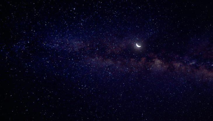 Lua e Estrelas - Aplicativo Sky View