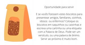 Imagem Biscoito Leite Condensado