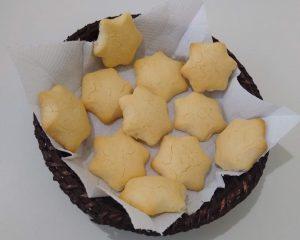 Biscoite de Leite Condensado