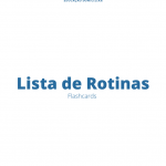 Lista de Rotinas